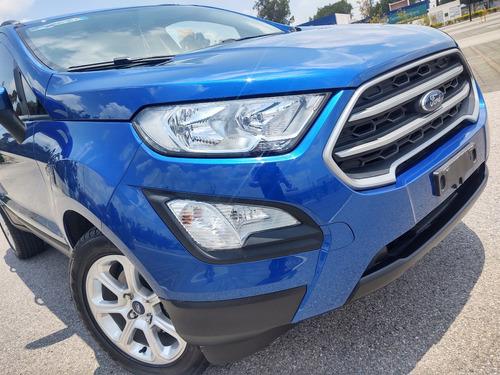 Imagen 1 de 11 de Ford Ecosport Trend Automatica 2021