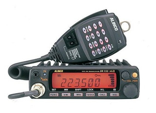 Radio Movil 125m De Alinco Dr-235tmkiii - 25w