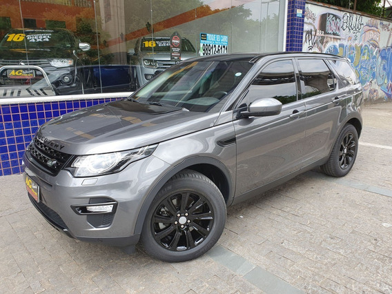 Land Rover Discovery Sport Se Blind N Iii-a 7 Lug Top 40km
