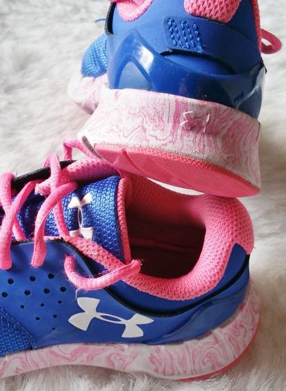 Zapatillas Nena Nro 29 Importadas Usadas Oferta Under Armour