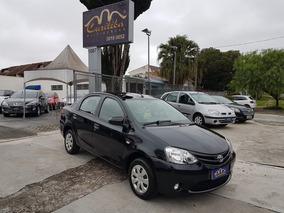 Toyota Etios Xs Sedan 1.5 Flex 16v 5p Mec. 2015