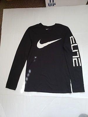 Playera Nike Elite Ropa Deportes Gym Talla S Hombre