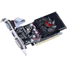 Placa De Vídeo Para Pc Barata Nvidia Geforce Gt210 1gb Ddr2