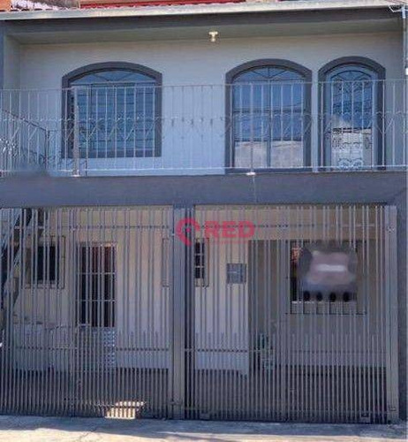 Imagem 1 de 27 de Casa Com 3 Dormitórios À Venda, 140 M² Por R$ 265.000 - Jardim Los Angeles - Sorocaba/sp - Ca0522
