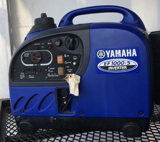 Grupo Electrogeno Generador Yamaha Ef 1000 Is Inverter