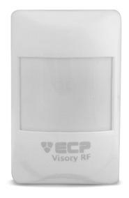 Sensor De Presença Infravermelho S/ Fio Ecp Visory Rf Saw