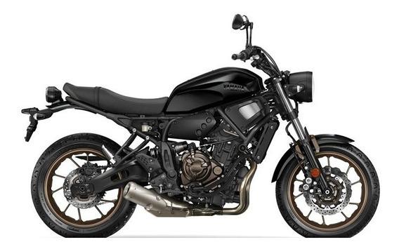 Yamaha Xsr 700-
