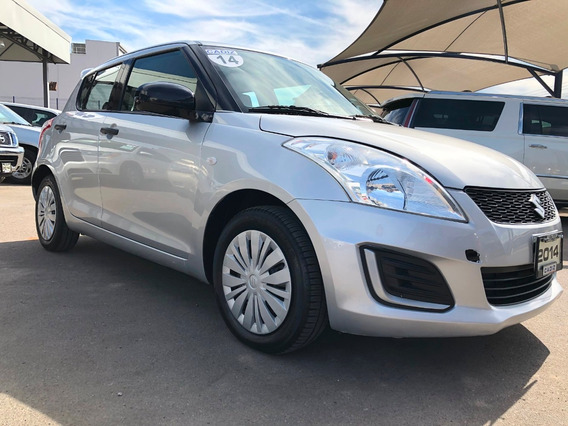 Suzuki Swift Ga 2014 1.4l 4 Cilindros Estandar
