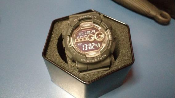 Relógio Casio G-shock Gd-100 Novissímo!!!
