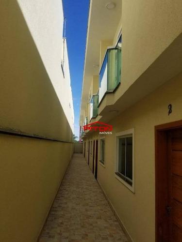 Sobrado Com 2 Dormitórios À Venda, 69 M² Por R$ 320.000,00 - Vila Jacuí - São Paulo/sp - So2873