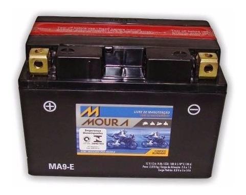 Bateria Moura Ma9-e Dafra Cityclass 200i (9ah Mais Forte)