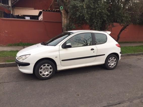 Oportunidad Por Viaje Excelente Peugeot 206-full