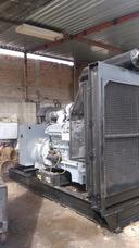 Generador O Planta De Luz Selmec 600 Kw Con Motor Cumminsv12