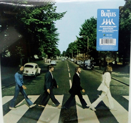 Beatles Abbey Road 50 Th Aniversary Lp Importado 2019