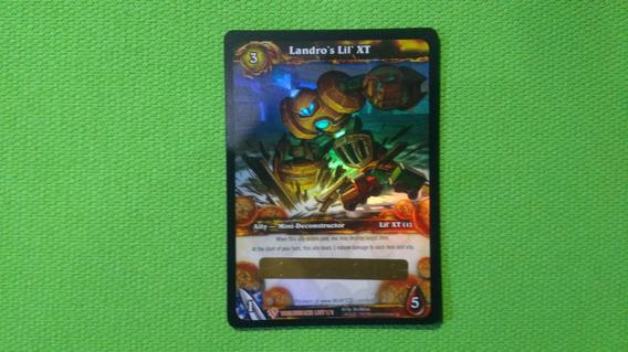 Wow Card Tcg Pet - Xtzinho Do Landro / Landro