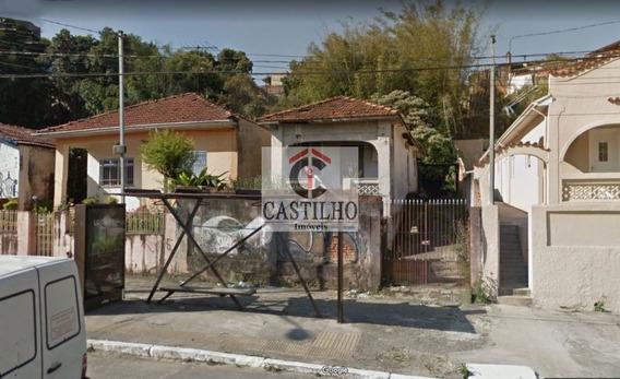 Terreno Com 408 M2 Na Vila Prudente - Mo21966