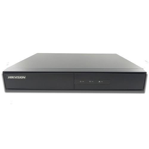 Dvr 4 Canais Hibrido 720p Hikvision Ds-7204hghi-f1