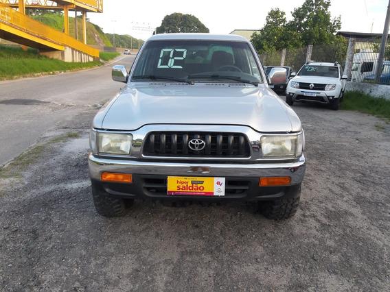 Toyota Hilux 3.0 Srv Cab. Dupla Turbo Diesel4x4 4p Ano 2002