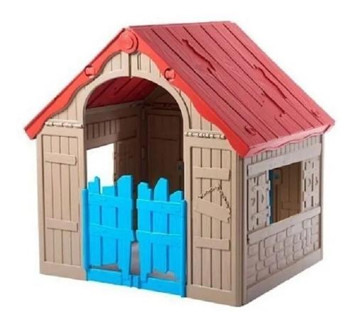 Imagen 1 de 6 de Casa De Juegos Infantil Plegable Keter Mar Del Plata