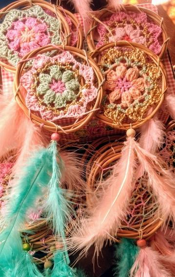 Souvenirs Atrapasueños 10 Cm 15 Años Bautismos Cumpleaños