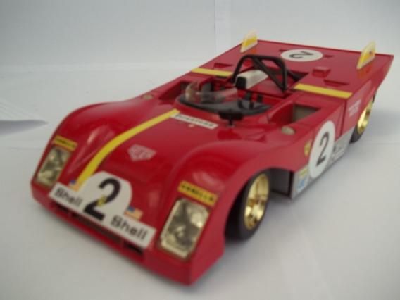 Ferrari 312 P - Escala 1/18 - Leia Anuncio