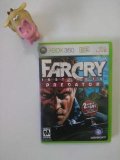 Farcry Instincts Predator Xbox 360 Garantizado -ma Vg-