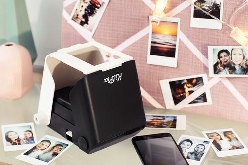 Impresora De Fotos Retro Portatil Kiipix Para Celular Makkax Mercado Libre