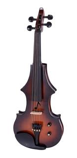 Violin Electrico Parquer Vt Vld750q Pro