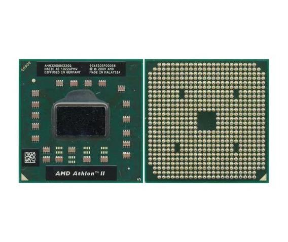 Processador Amd Athlon Ii M320 2.1ghz Amm320dbo22gq S1g3