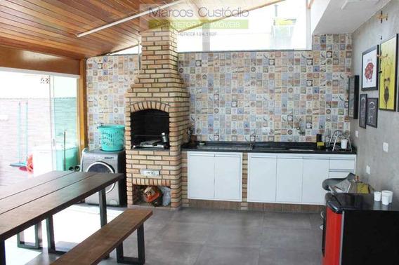 Cobertura Com 2 Dorms, Nova Gerty, São Caetano Do Sul - R$ 730 Mil, Cod: 1307 - V1307
