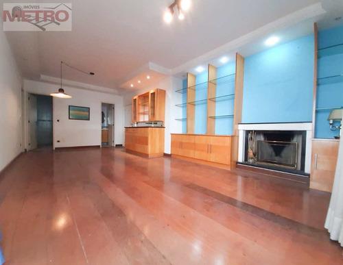 Imagem 1 de 27 de Apartamento Com 4 Dorms, Aclimação, São Paulo - R$ 1.28 Mi, Cod: 91052 - V91052