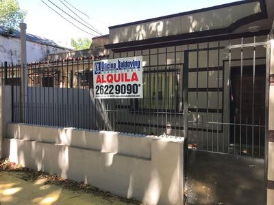 Alquiler Casa 2 Dormitorios, Jose A. Cabrera, Union.