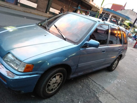 * Honda Civic 88 Con Tracción 4x4 | Motor Modificado *