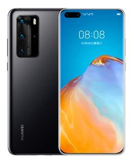 Huawei P40 Pro Preto 5g 256gb 8gb Ram Original
