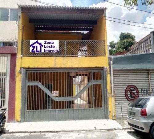 Sobrado Para Alugar, 120 M² Por R$ 6.000,00/mês - Tatuapé - São Paulo/sp - So6868