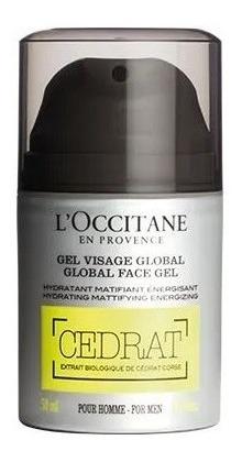 Loccitane - Cedrat - Gel Facial Hidratante E Matificante