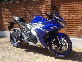 Yamaha R3 Igual A 0 Km Impecable Permuto Financio Qr Motors