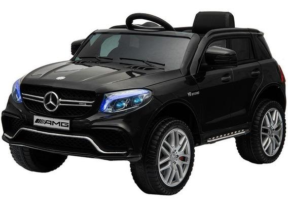 Carrinho Elétrico Xalingo Mercedes Benz, Preto