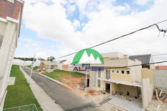 Condomínio De Terrenos No Xaxim - Te0063