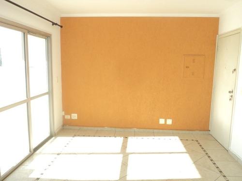 Imagem 1 de 14 de Locação Apartamento - Santo Amaro, São Paulo-sp - Rr4699