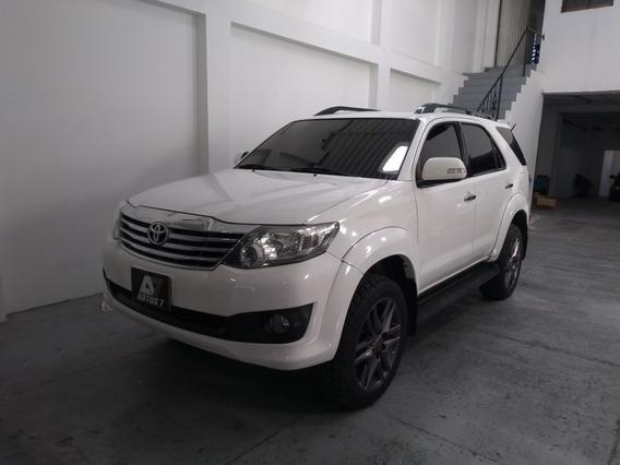 Toyota Fortuner Fullequipo Modelo 2013