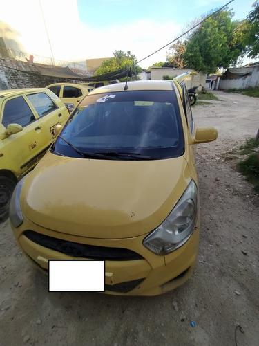 Venta De Taxi Hyundai  I10 En Barranquilla