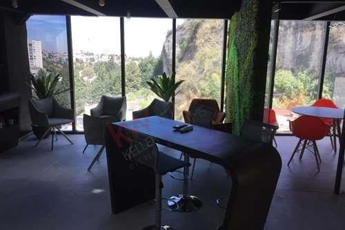 Oficina En Renta En Parque De Granada, La Herradura, Huixquilucan $21,600