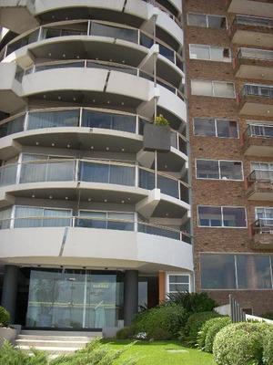 Alquiler Apto Malvin 1 Dormitorio Divino C/muebles Terraza C/parrillero.