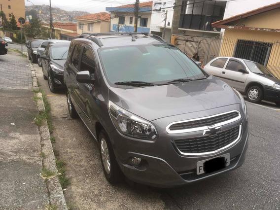Chevrolet Spin 1.8 Ltz 7l Aut. 5p 2018
