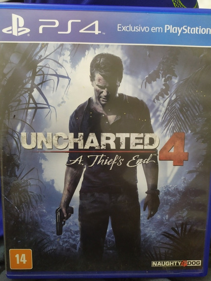 Uncharted 4 /a Thief