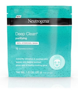 Neutrogena - Deep Clean Purifying - Hydrogel Mask