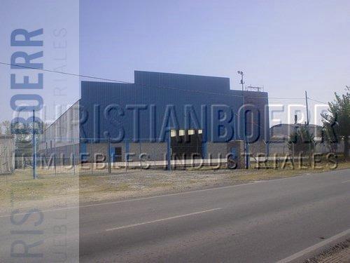 Zarate - 6.000m Cub - Ideal Ctro Distribucion / Deposito