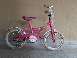 Bicicleta Sanmar Rodado 16
