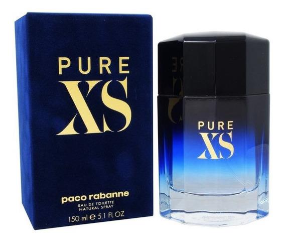 Pure Xs 150 Ml Eau De Toilette De Paco Rabanne